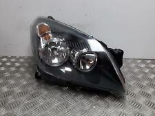 Headlight VAUXHALL ASTRA 2004-2012 24451031 DRIVERS Right O/S Headlamp 000156305