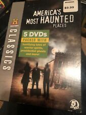 History TV Classics: America's Most Haunted Places Ghosts House DVD Set NEW