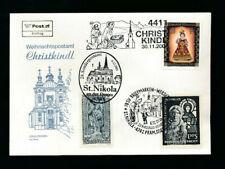 Christkindl-Kombi 2000 mit St.Nikola Donau und St.Nikola Pram  (CH16)