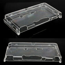Clear Snap On Crystal Hard Skin Protective Case Cover for Nintendo 3DS N3DS