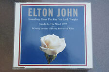 ELTON JOHN - Candle In The Wind 1997 - Maxi-CD - In Loving Memory Of Diana,