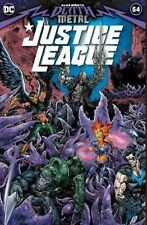 New ListingJustice League #53-#57 Dark Nights Death Metal Tie-In Dc 1st App Omega Knight