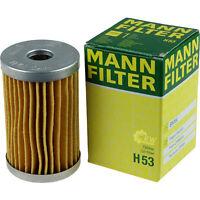 Original MANN-FILTER Ölfilter H 53 Oil Filter