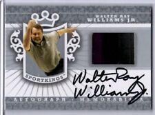 2013 Sportkings F WALTER RAY WILLIAMS JR. Auto Autograph Memorabilia Card SP PBA