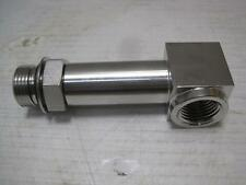 1946 Parker Extra Long Female Stainless  Pipe Adapter FREE Ship Conti USA
