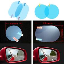 Rainproof Films Car Rearview Mirror Rear View Window Protective Membrane Sticker