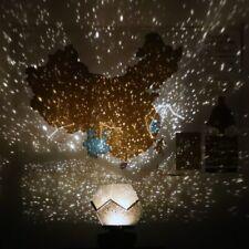 Planetarium Night Light projector Star Sky Lamp Celestial Romantic Bedroom