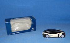 VOITURE MINIATURE CONCEPT CAR PEUGEOT 4002 - 3 INCHES - 1/64-NOREV - REF:314809