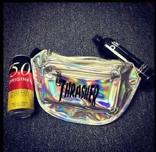 New Fashion trendy Women Hologram Fanny Pack Bum Bag Travel Purse Waist Bag