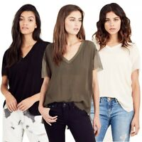 True Religion Women's Sheer Georgette Shirt Top