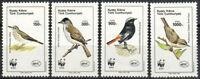 Turkish Cyprus Stamp - Birds-WWF Stamp - NH