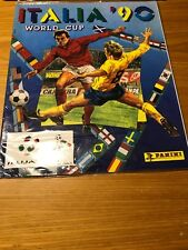 panini italia 90 OFFICIAL REPRINT FUTBOL MARADONA WORLD CUP