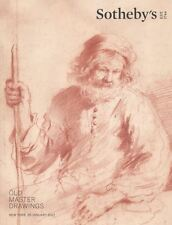 Sotheby's Catalogue Old Master Drawings  25/01/2017 HB