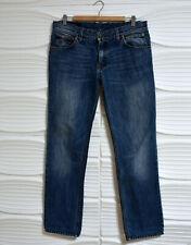GUCCI Jeans _Gr. 50 (L)_ LUXUS Herren Hose Blau ORIGINAL