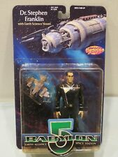 Moc Babylon 5 Dr Stephen Franklin Action Figure 1997 Exclusive Toy Products