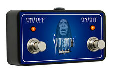 """Switch Doctor Footswitch - Replacement for Peavey Amps with 1/4"""" Stereo TRS Jack"""