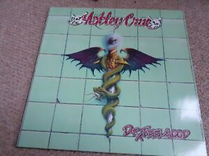 Motley Crue - Dr Feelgood Vinyl LP 1989 EKT 59