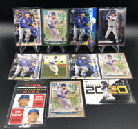 2020 Nico Hoerner RC Rookie Lot Topps Opening Day Prizm Gypsy Queen 12 Card Lot