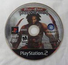 Prince of Persia: Warrior Within video game Playstation 2 PS2 system - Disc Only