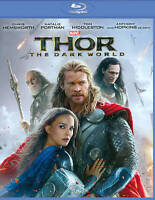 Thor: The Dark World (Blu-ray 2014)  FREE  SHIPPING!!