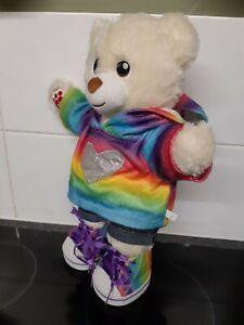 Build A Bear Rainbow Outfit