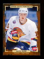 2015-16 Upper Deck Portfolio Hockey  Base  #186  Pavel Bure