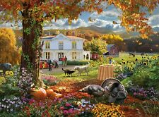 Buffalo Games - Autumn Paradise - 1000 Piece Jigsaw Puzzle