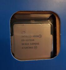 Intel Xeon E3-1275v6 Quad-Core Processor 3.8GHz 8.0GT/s 8MB LGA 1151