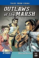 Outlaws of the Marsh Volume 9: Blood and Renewal-ExLibrary