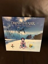 vinyl records Dream Theater - A Change Of Seasons - 2018 - 2LP Set- Signed.
