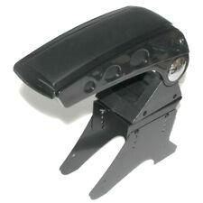 schwarz Armlehne gepolstert Mittelkonsole Aufbewahrungsbox für Ford Escort