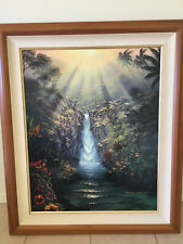 Walfrido 'Fountain of All Holiness'- Artist Proof AP #1/35