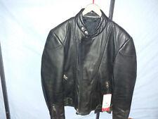 Harro Pantas Motorad Biker Lederjacke Rocker Vintage Classic Gr 102 Qualität 1A