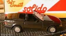 MERCEDES 500 SL 1989 CABRIOLET SOLIDO 1/43 GERMANY NEW