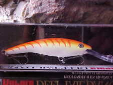 Rapala Deep Tail Dancer TDD-09 OTU ORANGE TIGER UV for Walleye/Bass/Pike/Zander