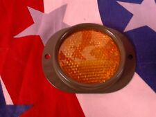 Amber Yellow reflector M151 M37 M105 M101 HMMWV M35A2 MS35387-2