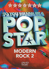 Pop Star Karaoke - Modern Rock Volume 2 DVD