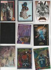 LARRY JOHNSON LJ  LOT (51) DIFFERENT CARDS  W/ #'D 13 INSERTS 93 PROMO SET X2