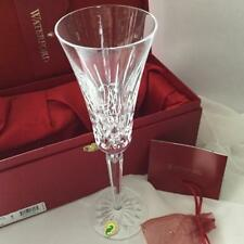 Waterford Crystal 12 Days Of Christmas Flute Lismore Edition NIB