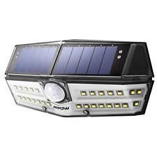 Mpow 30 LED Lampes solaires Nouvelle Génération Détecteur de mouvement Pannea