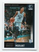 Ja Morant 2019/20 Score #632 RC Rookie Card - FREE SHIPPING