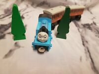 wooden thomas the tank engine trains brio annie and clarabel