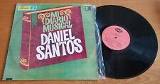 """Daniel Santos....""""Mi Diario Musical"""" 12"""" Vinyl Record LP"""