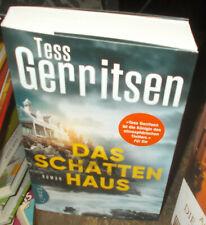 Das Schattenhaus Roman von Tess Gerritsen thriller April 2020 Ein unheimliches