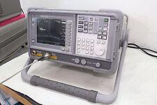 Agilent Hp E4411a Esa L1500a Spectrum Analyzer With Tracking Generator Calibrated
