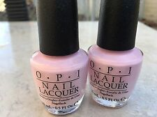 2 x OPI MOD ABOUT YOU (NL B56)