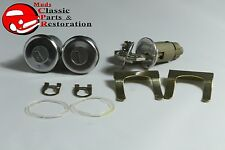 65 Chevelle El Camino GTO Impala Nova Ignition & Door Locks w/Octagon OEM keys