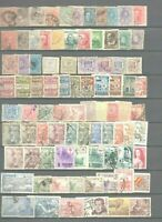 170 timbres Espagne dont anciens