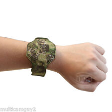 OPS / UR-TACTICAL UNIVERSAL WRIST WATCH COVER/PROTECTOR IN PENCOTT-GREENZONE