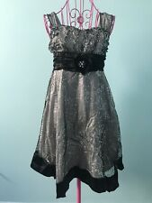 My Michelle Girls Party Fance Special Occasion Black Dress Clothing Size 12
